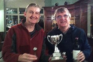 Winners 2015 - Richard and Andrew