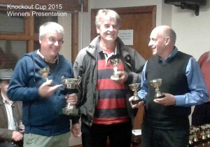 Knockout Cup Winners Presentation 2015